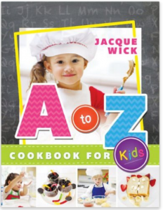 A to Z Cookbook for Kids