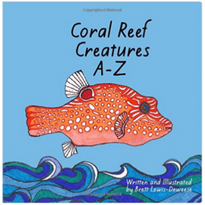 Coral Reef Creatures from A to Z