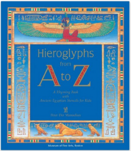 Hieroglyphics from A to Z