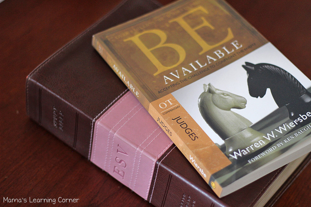 Helpful Habits for Mamas - Daily Bible Study