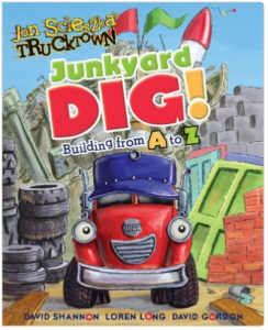 Junkyard Dig! Building from A to Z