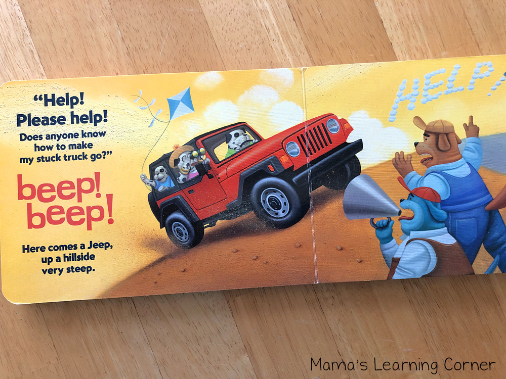 Children's Books - My Truck is Stuck Inside
