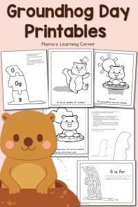 Free Groundhog Day Worksheets!