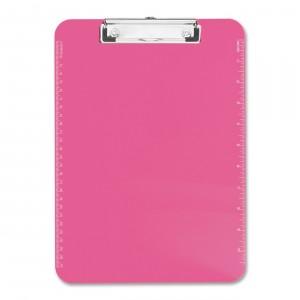 Neon Pink Clipboard