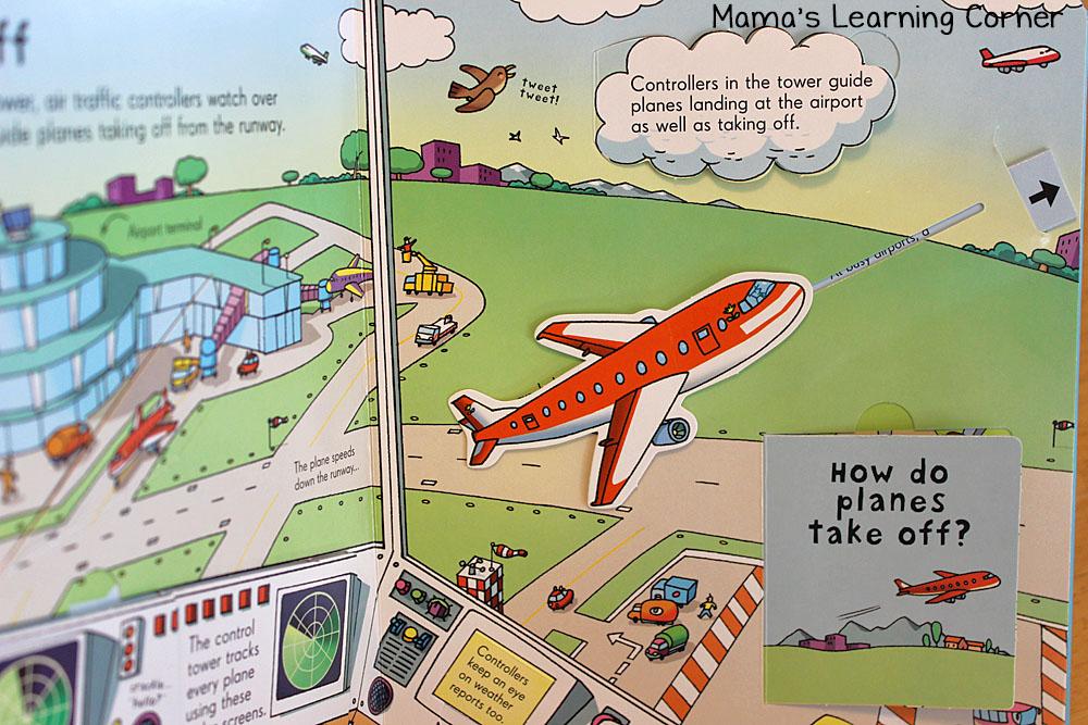 Children's Books - Look Inside an Airport