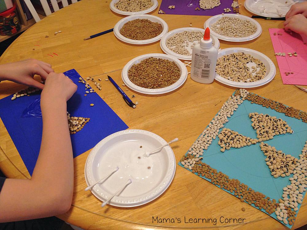 Creating a Mosaic