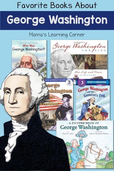 Favorite Books About George Washington