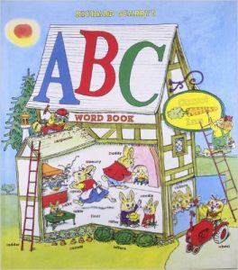 Richard Scarry's ABC Word Book