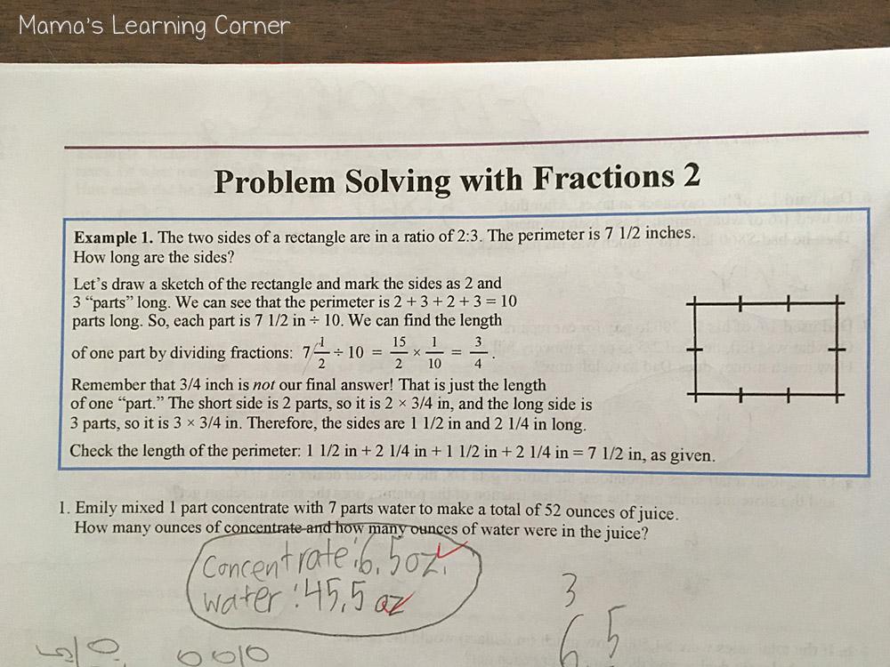 Math Mammoth Word Problems I