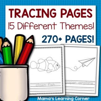 Tracing Pages Super Bundle