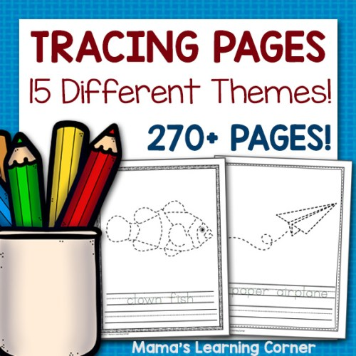Tracing Pages Super Bundle