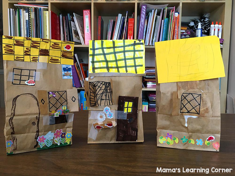 Paper Bag Cottage House