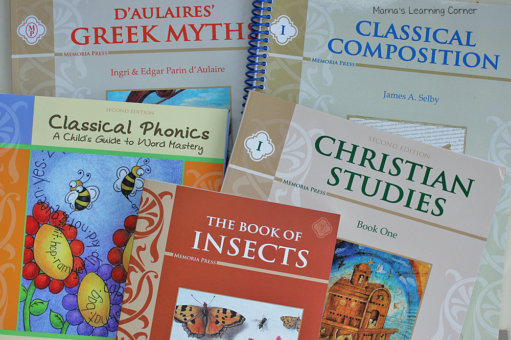 Homeschool Curriculum Choices 2018 2019