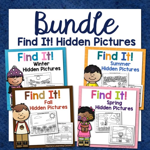 Hidden Pictures Bundle