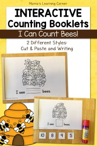 I Can Count Bees Counting Book