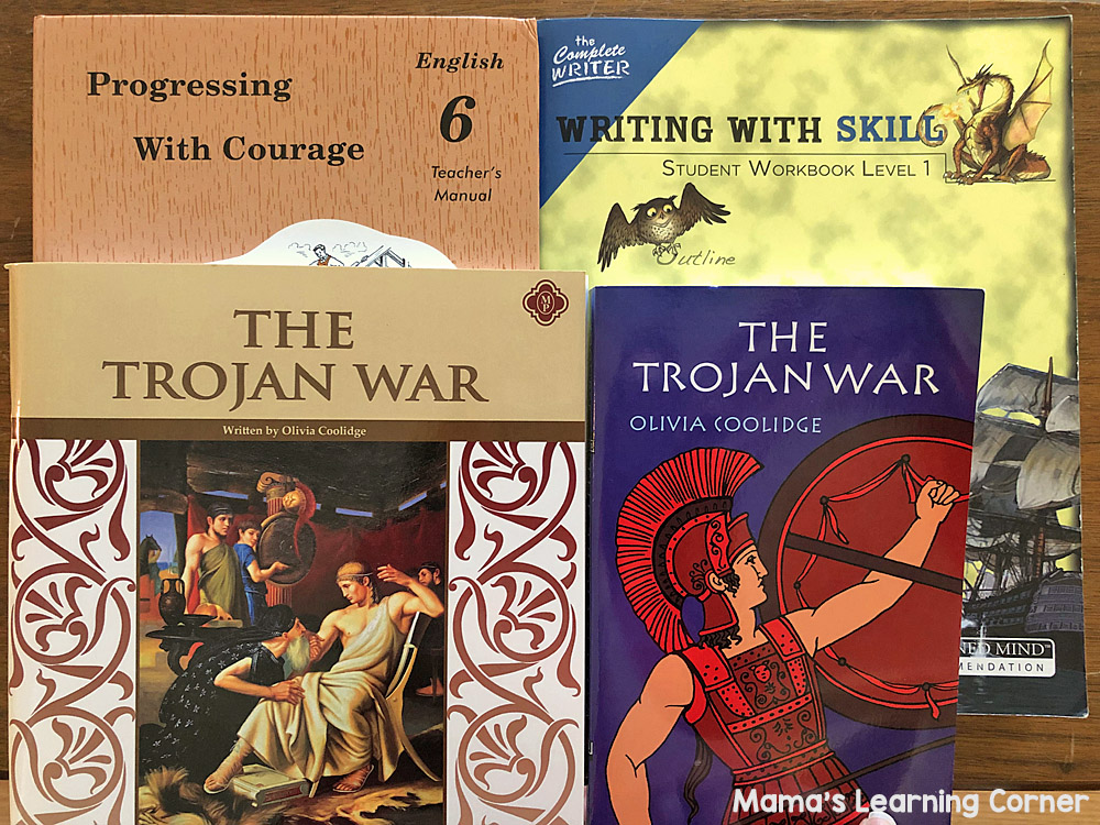 7th Grade Homeschool Curriculum English and Literature