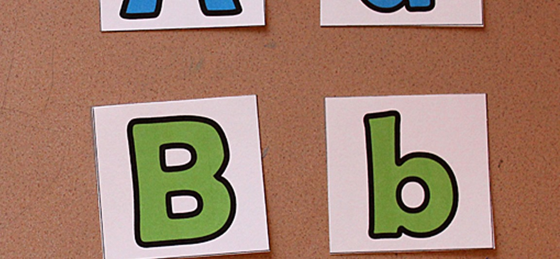Learning ABCs Worksheets and Activities