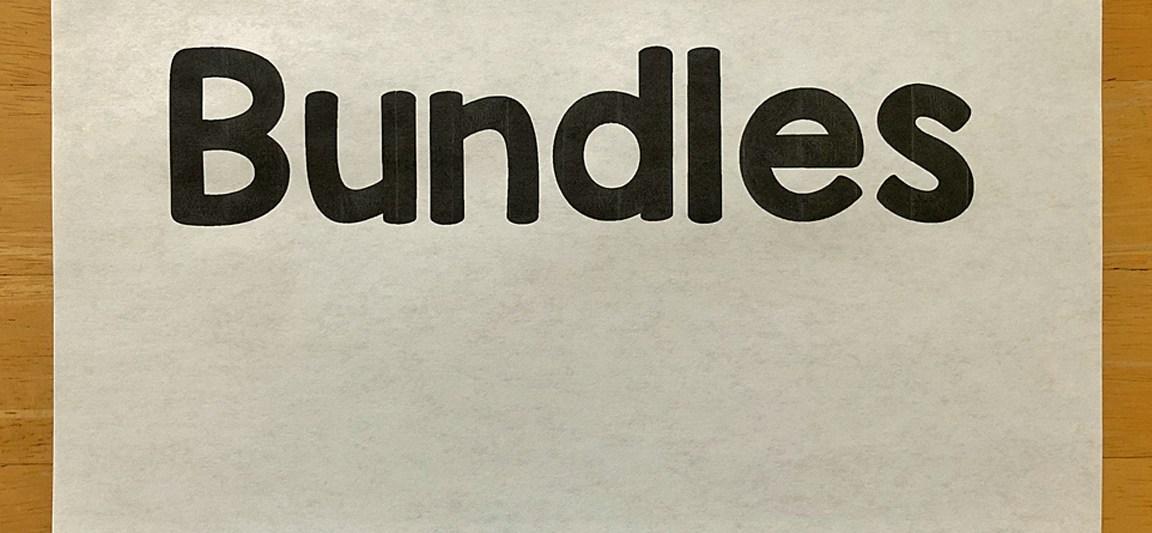 Money Saving Bundles