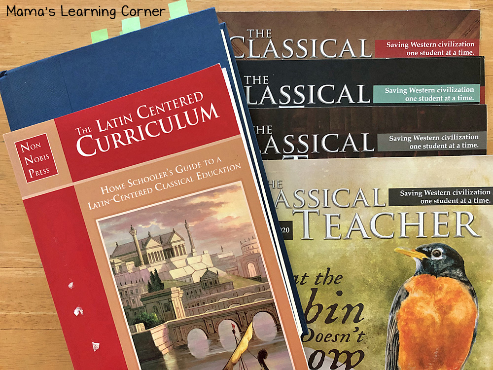 Resources for Classical Education Homeschool