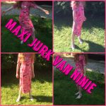 Maxi jurk Ninie