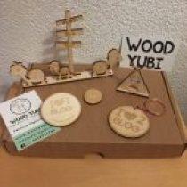 Negenmaandenbeurs - Wood Yubi