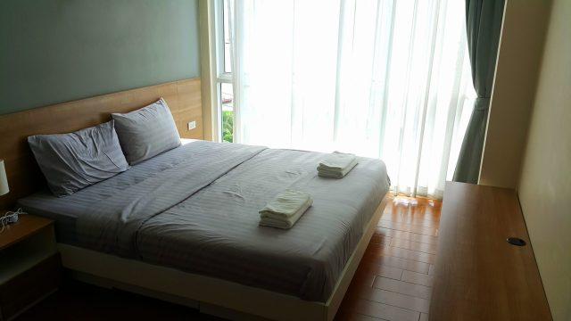 raambekleding slaapkamer