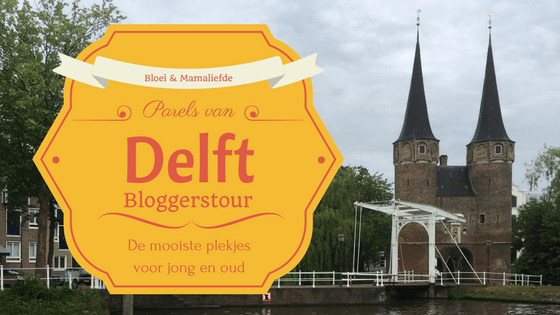 Bloggerstour Delft