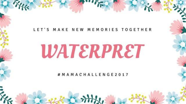 Mama Challenge 2017 Waterpret