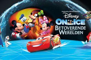 Disney On Ice presenteert Betoverende Werelden