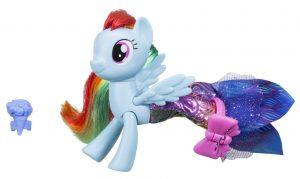My Little Pony Zeepony - Rainbow Dash