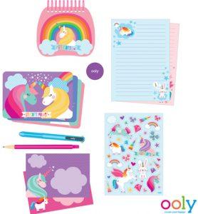 Stationery Kit – Unique Unicorns