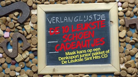 Sinterklaas Schoencadeautjes 10 Tips