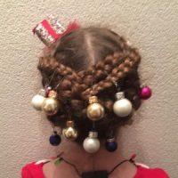 Kerstkapsel kerstballen