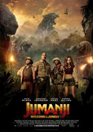 Jumanji Welcome to the Jungle © Columbia Pictures