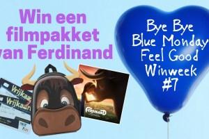 Bye Bye Blue Monday #7 Ferdinand