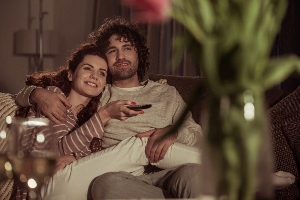 Valentijn date (Shutterstock)