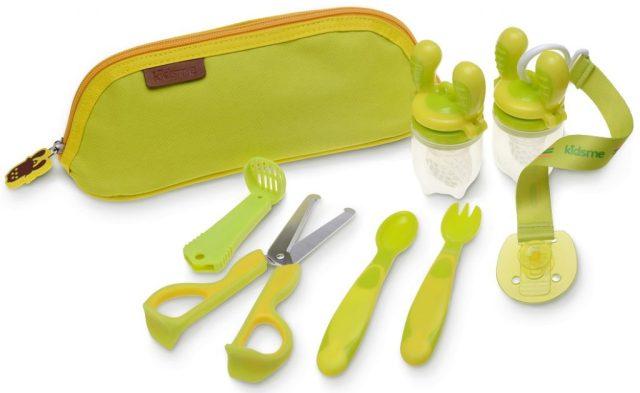 Kidsme Baby Mealtime Kit