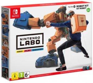 Nintendo Labo Robotpakket