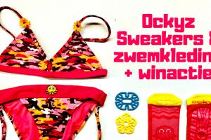 Ockyz Sweakers en zwemkleding + winactie
