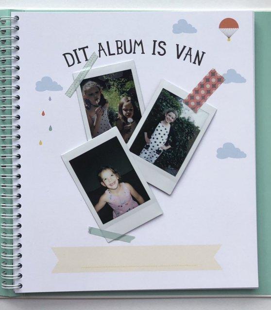 Milestone Baby's eerste jaar album