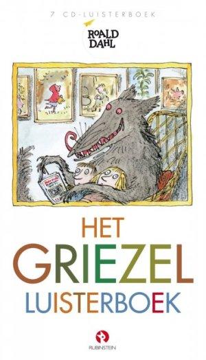 Luisterboek Het Griezel Luisterboek - Roald Dahl