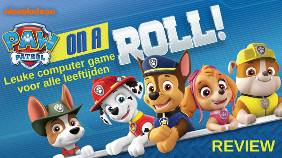Paw Patrol On A Roll Review