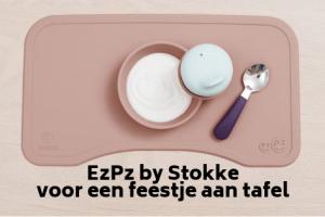EzPz by Stokke voor een feestje aan tafel