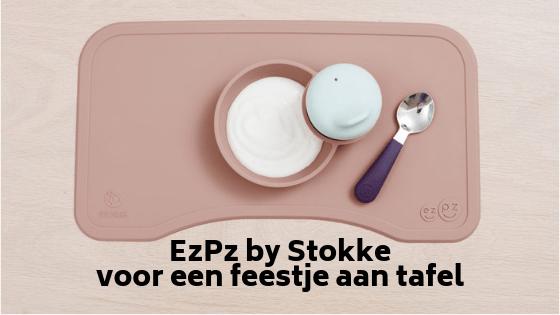 EzPz by Stokke, voor een feestje aan tafel