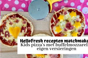 HelloFresh recepten matchmaker