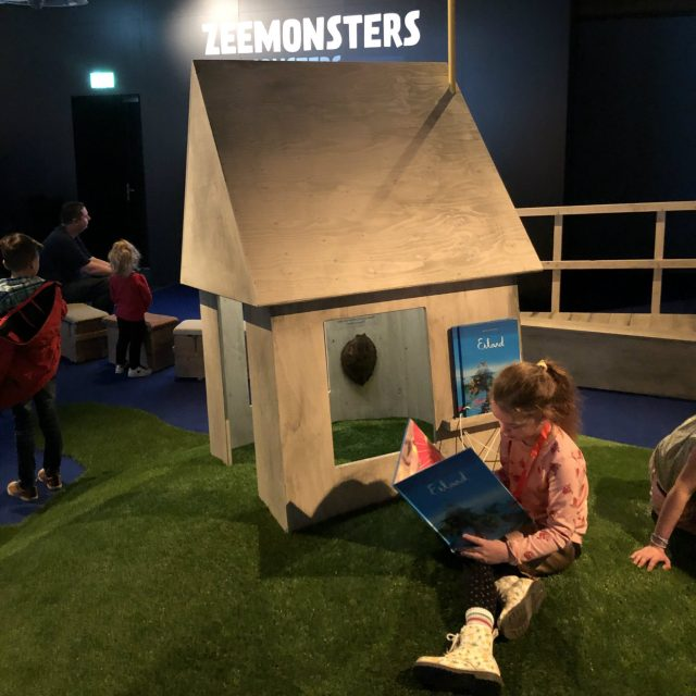 Zeemontsers Maritiem Museum Rotterdam
