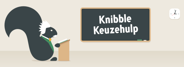Knibble Stofzuiger