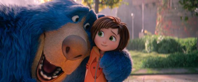 WONDER PARK tells the story of a magnificent amusement park where the imagination of a wildly creative girl named June comes alive.