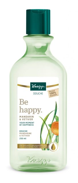 Kneipp Mindful douches Be happy – mandarin & vetiver
