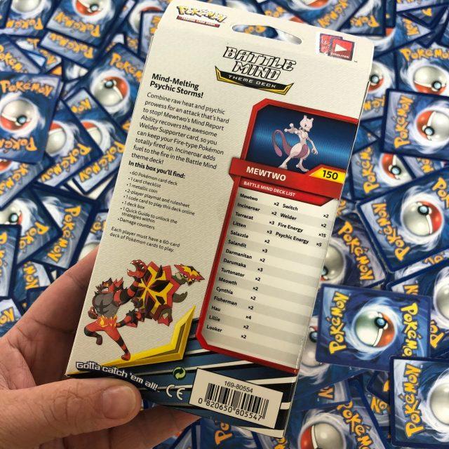Nieuwe Pokémon TCG sets - Sun & Moon Unbroken Bonds Mewtwo